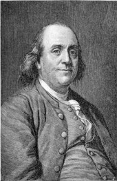 Benjamin Franklin Quotes AboutSuccess