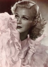 Picture Quotes of Ginger Rogers